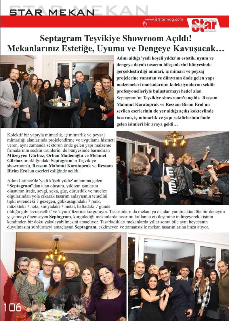 MRMFRİM / İstanbul Star Magazine