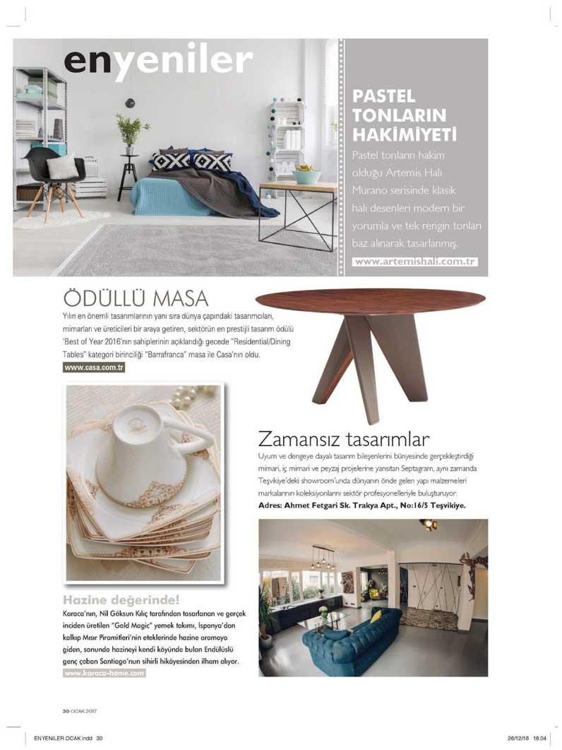 ENYENİLER / Home Art